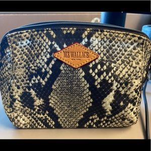 MZ Wallace small Ines cosmetic pouch
